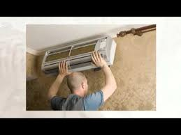 heater and air conditioner wall unit