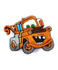Cars Mater the Tow Truck Jibbitz™ Shoe Charm | Zulily