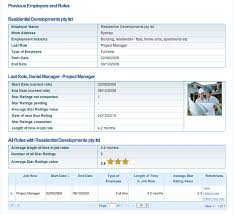 employee profile format employees profile template laustereo com