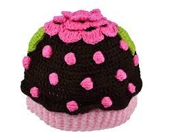 Winter Hat Designs Amazon Com Funny Girl Designs Cupcake Crochet Winter Hat 1