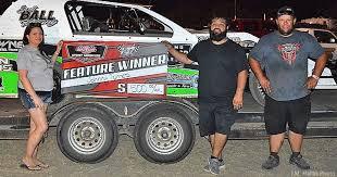Payton, Torres, Garner garner I-37 Speedway honors