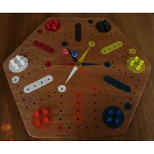 Wooden Board Game With Pegs Wood Fast Track Aggravation Game Board With Pegs 56
