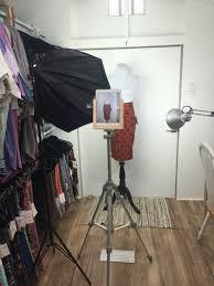 lighting small space. LuLaRoe Photo Set Up Photography Small Lularoom Space Lighting Kit Dress Form IPad Holder Tripod