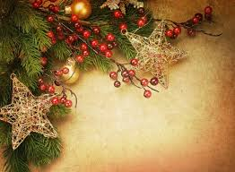 vintage christmas wallpaper. Modren Vintage Star Vintage Gold Christmas Tree Toys Balloons Decorations  Branch Wallpaper Intended Vintage Christmas Wallpaper I