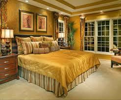 Gelb Master Schlafzimmer Zimmer Design Ideen Rustikale Blau Größe