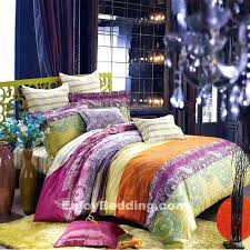 king size bohemian bedding sets cotton luxury queen style
