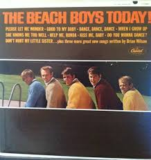 Image result for beach boys today cover