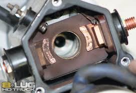 Starter Solenoid Repair - Copper Solenoid Contacts - 8-Lug Magazine