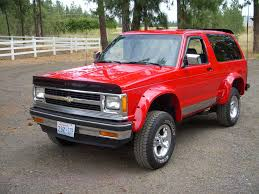 Chevyhickkid 1991 Chevrolet S10 Blazer Specs, Photos, Modification ...