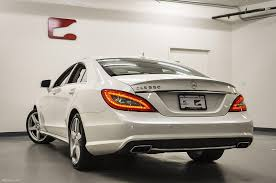 2012 Mercedes-Benz CLS-Class CLS 550 Stock # 025706 for sale near ...