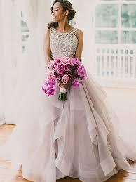 organza wedding gowns. Stylish Ball Gown Scoop Beading Sleeveless SweepBrush Train Organza