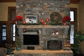 decorating a stone fireplace decor tips interesting stone fireplaces and fireplace mantle also minimalist