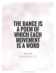 Dance Quotes Mesmerizing 48 Best Dance Quotes And Sayings