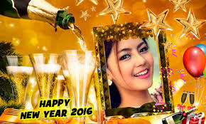 2016 happy new year frames app screenshots