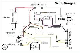 one wire gm alternator wiring diagram medium size of gm alternator
