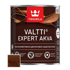 <b>Антисептик</b> для дерева <b>Tikkurila Valtti</b> Expert Akva, палисандр, 0,9 л