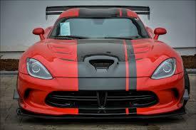 garage door opener pre owned 2016 dodge viper acr