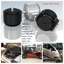China 48V 10kw Electric Car Conversion Kit BLDC Motor Kit with