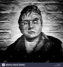 francis bacon black and white stock photos images alamy francis bacon street art london stock image