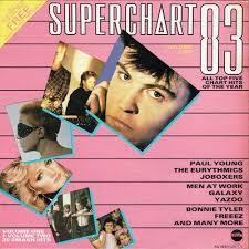 Super Chart 83 Volumes 1 And 2 Telstar 1983 A Pop