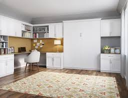 office with murphy bed. interesting with california closets  custom murphy bed with storage with office t