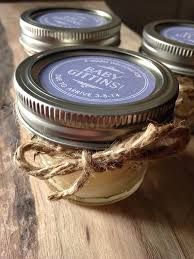 Rustic Wedding favor soy candle/ baby shower favor candle/ bridal ... & soy candles in mason jars Adamdwight.com