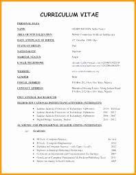 Resume Sample Pdf File Free Download Best Of Sample Resume In Pdf
