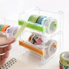 za040 z washi tape dispenser cutter holder diy al handmade