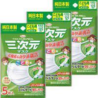 ロハコ 三次 元 マスク