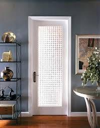reeded glass door glass interior door very nice glass inset crescent court interior door doors and reeded glass door