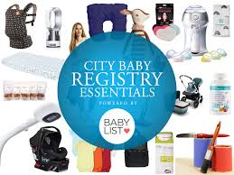 City Baby Registry Picks - Well Rounded Ny
