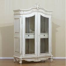 armoire with glass doors