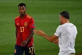 أصغر لاعب بتاريخ البطولة.. فاتي يقود إسبانيا لفوز ساحق على أوكرانيا