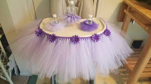 high chair tutu skirt high chair banner tulle table skirt cake smash princess party chair decoration 1st birthday girls party decoration