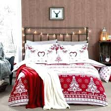 black flannel sheets holiday duvet covers bedding red and bedroom decor bed linen a friday kohls