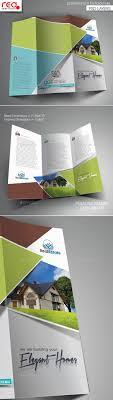 real estate multipurpose trifold brochure template by redshinestudio real estate multipurpose trifold brochure template corporate brochures