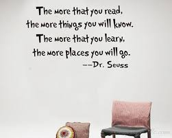 read and learn dr seuss quotes wall decal on removable wall art stickers australia with read and learn dr seuss quotes wall decal motivational vinyl art