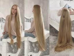 мама это же рапунцель британке с метровой косой не дают прохода