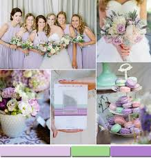 Soft wedding make ideas 2017 Brown Eyes Soft Orchid And Green Spring Wedding Color Palette 2015 Tulle Chantilly Top 10 Springsummer Wedding Color Ideas Trends 2015part