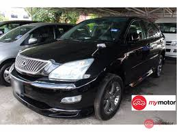 2003 Toyota Harrier for sale in Malaysia for RM54,800 | MyMotor