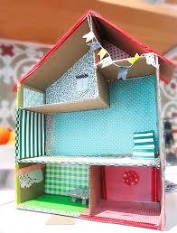 diy cardboard dollhouses made by kids diy barbie dollhouse furniture80 diy
