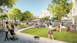 facebook menlo park office. Interesting Park Facebook Is Building An Entire Town For Menlo Park Employees Hereu0027s What  It Looks Like And Office B