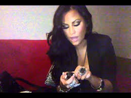 jerseylicious krystle couso whats in my purse makeup forever hd kim kardashians favorite foundation