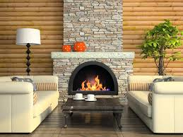putting a fireplace in your home part of the modern interior with fireplace rendering install gas