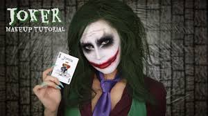 joker makeup tutorial l you joker makeup tutorial