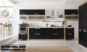 modern kitchens 2014. Perfect Kitchens Black  And Modern Kitchens 2014