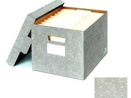 Decorative File Storage Boxes decorative file storage boxes with lids nopasaran 88