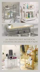 best bathroom counter organizer