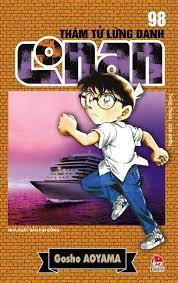 Sách Thám Tử Lừng Danh Conan - Tập 98 - FAHASA.COM