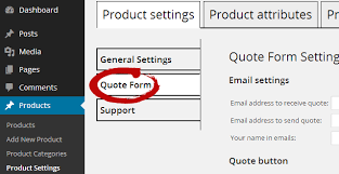 Quote Form Quote Form eCommerce Product Catalog for WordPress impleCode 74